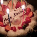 【衝撃】息子たち「パパ、誕生日おめでとう~ケーキ作ったよ~」俺(これは何だ?ケーキ…なのか…)→ 全部、残さず食べたけどな・・・